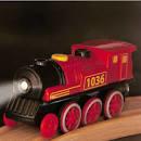 Eichhorn Locomotief Rood