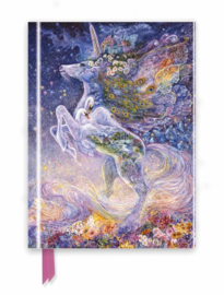 Josephine Wall: Soul of a Unicorn, A Flame Tree Notebook