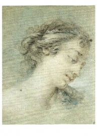 Hoofd van Venus, Francois Boucher