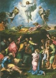 Transfiguratie van Christus, Rafael