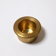 Kaarsenhouder (goudkleurig)