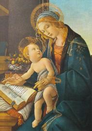 Moeder met kind, Sandro Botticelli