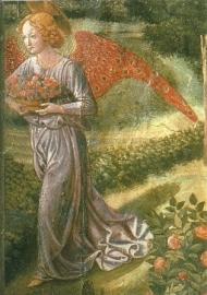 Engel 3 (detail), Benozzo Gozzoli