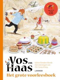 Grote voorleesboek van vos en haas / Heede, Sylvia Vanden