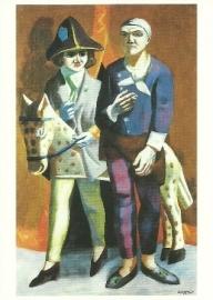 Carnaval, Max Beckmann