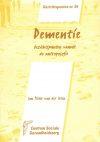 Gezichtspunten 59 Dementie / Jan Pieter van der Steen