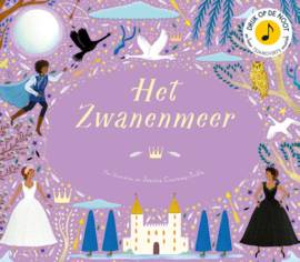 Het zwanenmeer / Jessica Courtney - Tickle