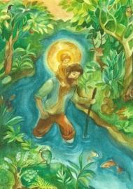 Christoforus poster, Marie Laure Viriot
