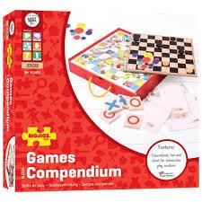 Spellen verzamel box (4 verschillende spellen) (3+)
