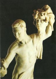 Perseus en de gorgo Medusa, Camille Claudel