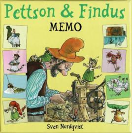 Memo Pettson en Findus