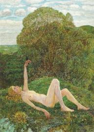 Voorjaar, Heinrich Vogeler