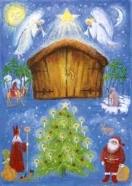 Adventkalender Marjan van Zeyl