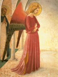 Verkondiging, Fra Angelico
