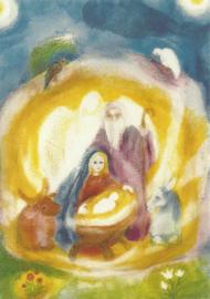Geboorte van Christus, Senta Stein