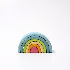 Regenboog (klein) pastel