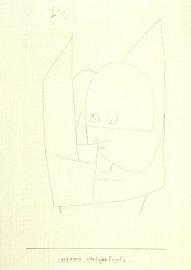 Vroegrijpe engel, Paul Klee