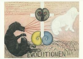 Evolutie, Hilma af Klint