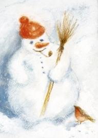 Sneeuwpop, Marjan van Zeyl