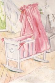 Roze wieg, Anne Wenzel