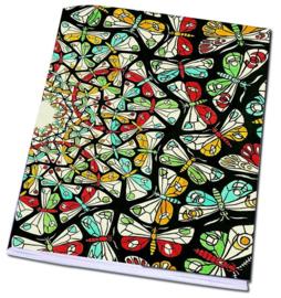 Schrift Butterflies, M.C. Escher