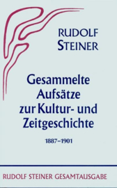 Gesammelte Aufsätze zur Kultur- und Zeitgeschichte 1887-1901 GA 31 / Rudolf Steiner
