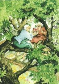 Vrouwen in een boom, Inge Löök