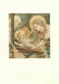 Geboorte van Christus (detail), Giotto