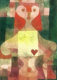 Hartsdame, Paul Klee