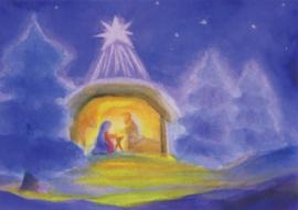 In een stal bij Bethlehem, Dorothea Schmidt