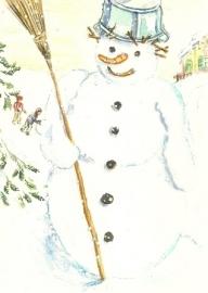 Sneeuwpop, Anne Wenzel