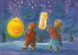 Lampionnenoptocht, Dorothea Schmidt