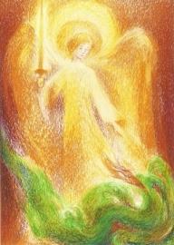 St. Michael, Marie-Laure Viriot