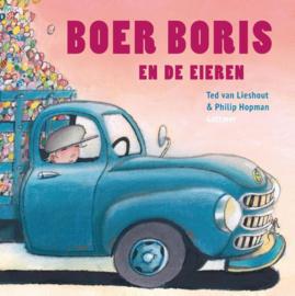 Boer Boris en de eieren / Ted van Lieshout