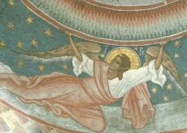 Aartsengel Rafael, Roemeens-Byzantijns