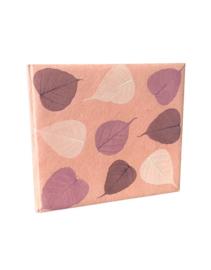 Olino Paperworks, Gastenboek mulberrypapier/bodhiblad lichtbruin