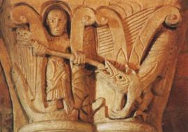 Aartsengel Michael rond 1070