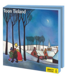 Kerst, Toon Tieland, Amnesty International