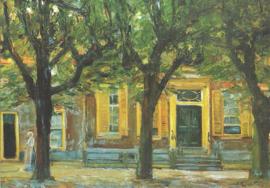 Huis in Noordwijk-Binnen, Max Liebermann