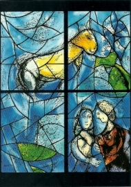 Lof der schepping, Marc Chagall