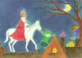 Sinterklaaskaarten