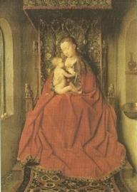 Madonna van Lucca, Jan van Eyck