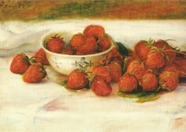 Aardbeien, Auguste Renoir