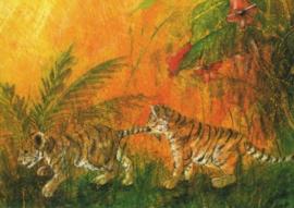 Jonge tijgers, Daniela Drescher
