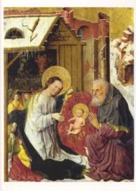 Geboorte Christus, Meester Mariatafel München