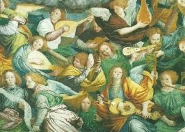Musicerende engelen I, Gaudenzio Ferrari