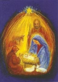 In een stal in Bethlehem, Marjan van Zeyl