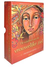 De wijsheid van de vrouwelijke ziel, orakelkaarten, Shushann Movsessian