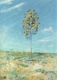 De kleine plataan, Ferdinand Hodler