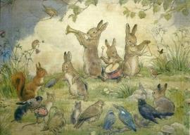 Wandelende minstrelen, M.W. Tarrant